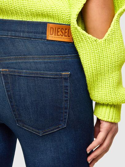 Diesel - D-Ebbey 009NM, Dunkelblau - Jeans - Image 4