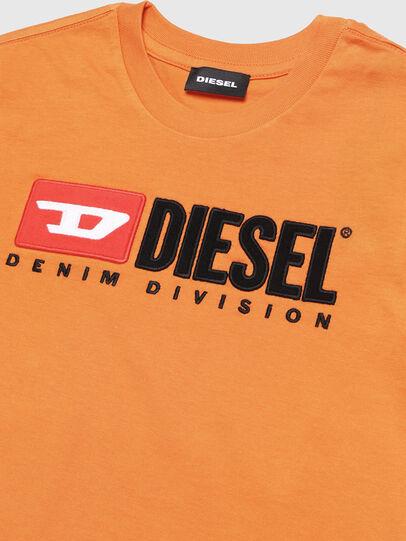 Diesel - TJUSTDIVISION, Orange - T-Shirts und Tops - Image 2