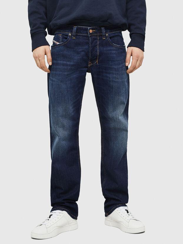 Larkee 082AY, Dunkelblau - Jeans