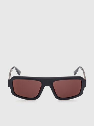 Kühne Konstruktionssonnenbrille
