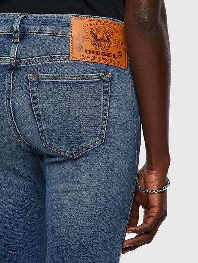 Diesel - D-Ollies JoggJeans® 069XA, Mittelblau - Jeans - Image 4