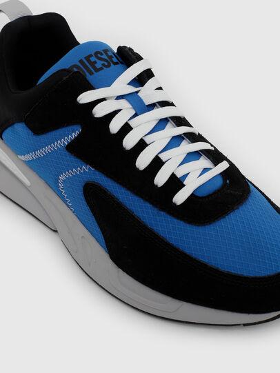 Diesel - S-SERENDIPITY LOW CU, Schwarz/Blau - Sneakers - Image 5