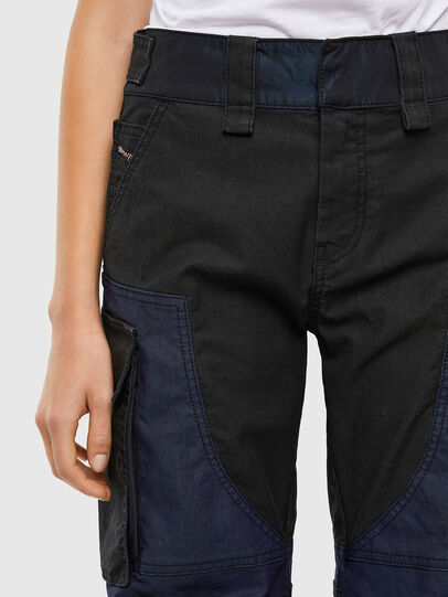 Diesel - D-Kiki JoggJeans® 009KM, Schwarz/Dunkelgrau - Jeans - Image 4