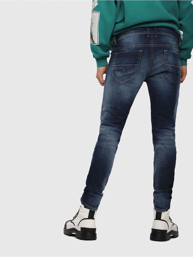 Diesel - Thommer 084GR, Mittelblau - Jeans - Image 2