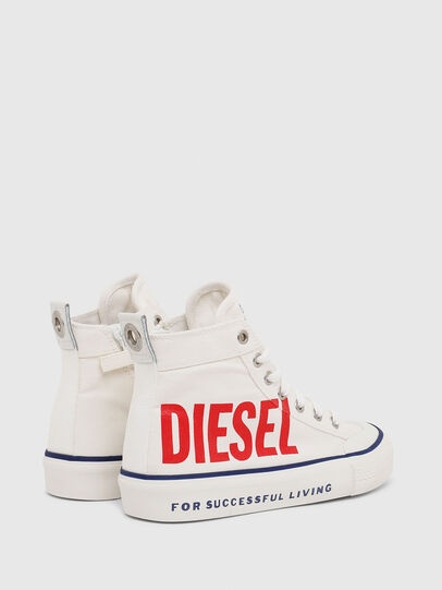Diesel - SN MID 07 MC YO, Weiß - Schuhe - Image 3