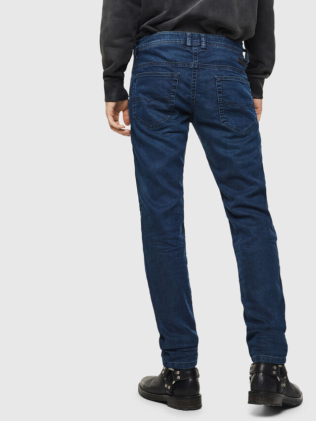 Diesel Thommer JoggJeans 0688J, Mittelblau - Jeans - Image 2