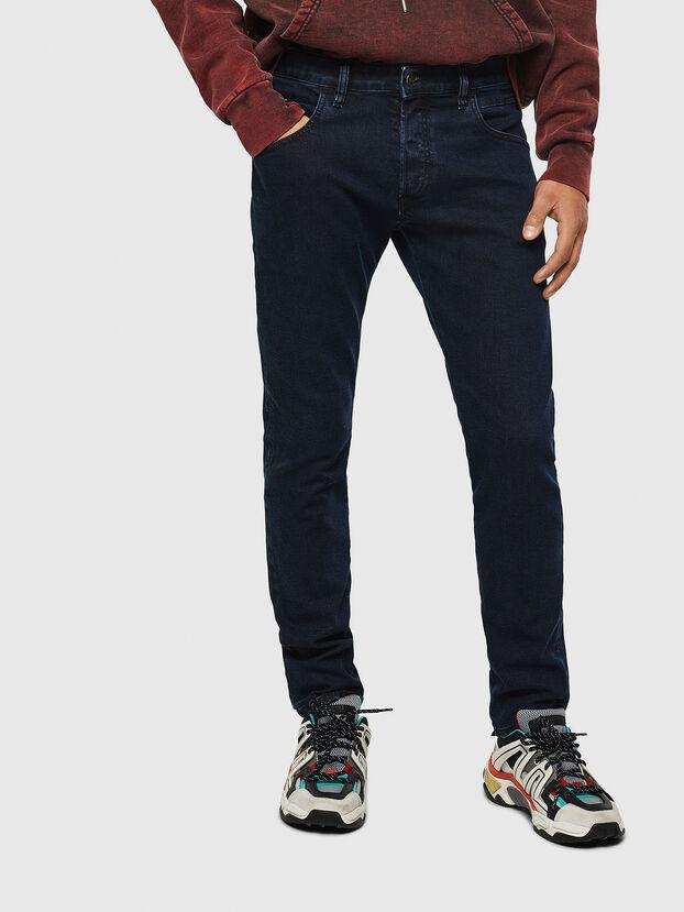 D-Bazer 084LC, Dunkelblau - Jeans