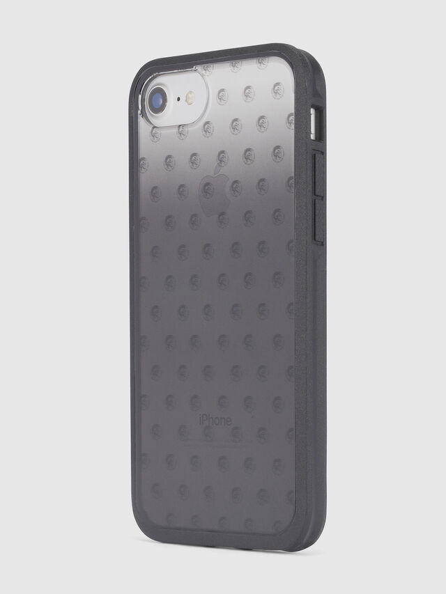 Diesel - MOHICAN HEAD DOTS BLACK IPHONE 8/7/6s/6 CASE, Schwarz - Schutzhüllen - Image 5