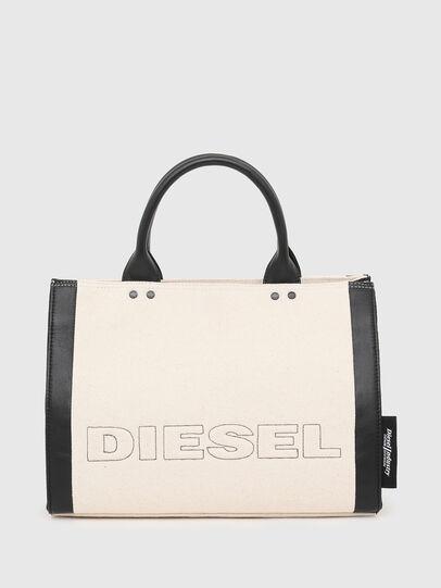 Diesel - SANBONNY MPF, Schwarz/Weiss - Satchel Bags und Handtaschen - Image 1