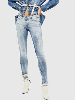 Slandy 083AR, Hellblau - Jeans