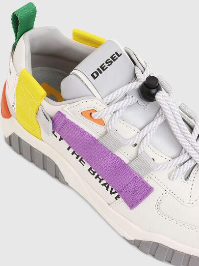 Diesel - S-RUA LOW SP W, Weiß - Sneakers - Image 4