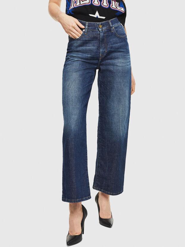 Widee 0090W, Dunkelblau - Jeans
