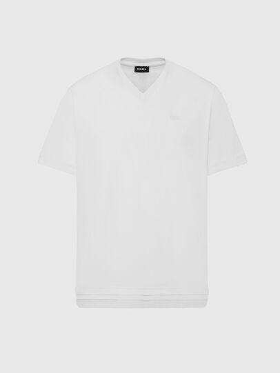 Diesel - T-CHERUBIK-NEW2, Weiß - T-Shirts - Image 1
