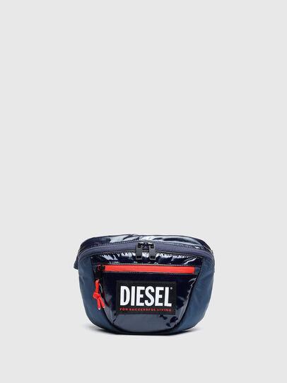 Diesel - LOKI PAT, Blau - Schultertaschen - Image 1