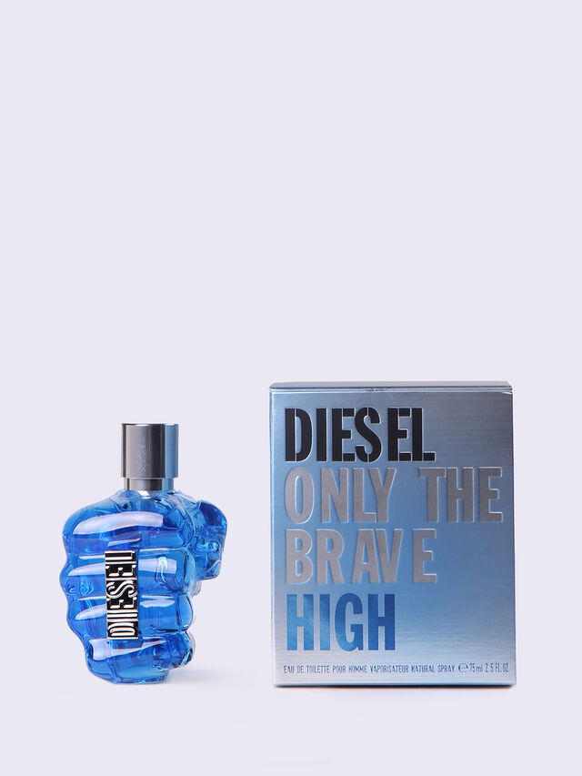 Diesel - ONLY THE BRAVE HIGH  75ML, Blau - Only The Brave - Image 1