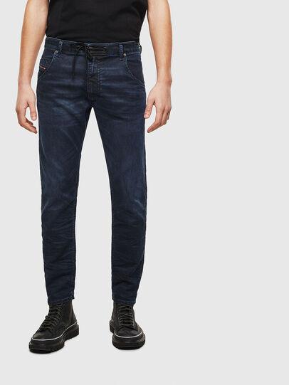 Diesel - Krooley JoggJeans 069MG, Dunkelblau - Jeans - Image 1