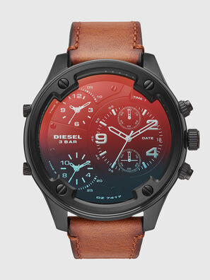 DZ7417, Braun/Schwarz - Uhren