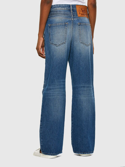 Diesel - D-Reggy 009RK, Mittelblau - Jeans - Image 2
