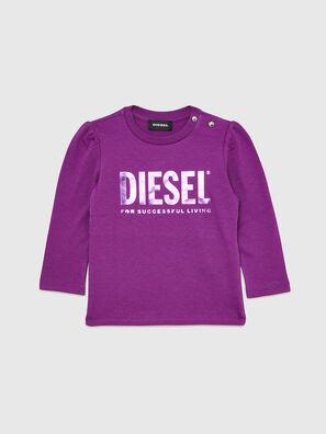 TRASSYB, Violett - T-Shirts und Tops