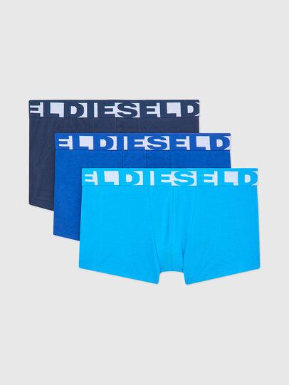 Diesel - UMBX-SHAWNTHREEPACK, Blau/Weiß - Boxershorts - Image 1
