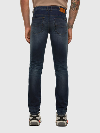 Diesel - Thommer JoggJeans 069NE, Dunkelblau - Jeans - Image 2