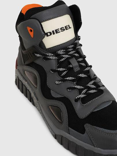 Diesel - S-RUA SP, Dunkelgrau - Sneakers - Image 5
