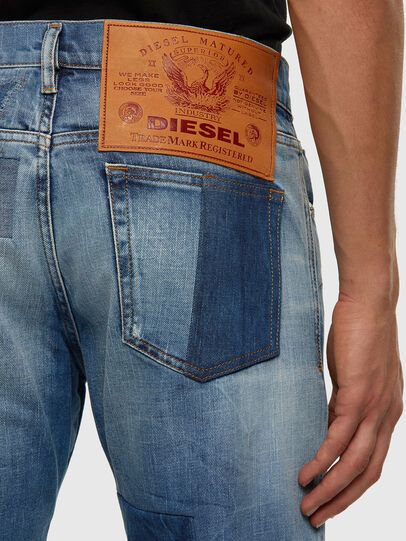 Diesel - D-Strukt 009HZ, Hellblau - Jeans - Image 4