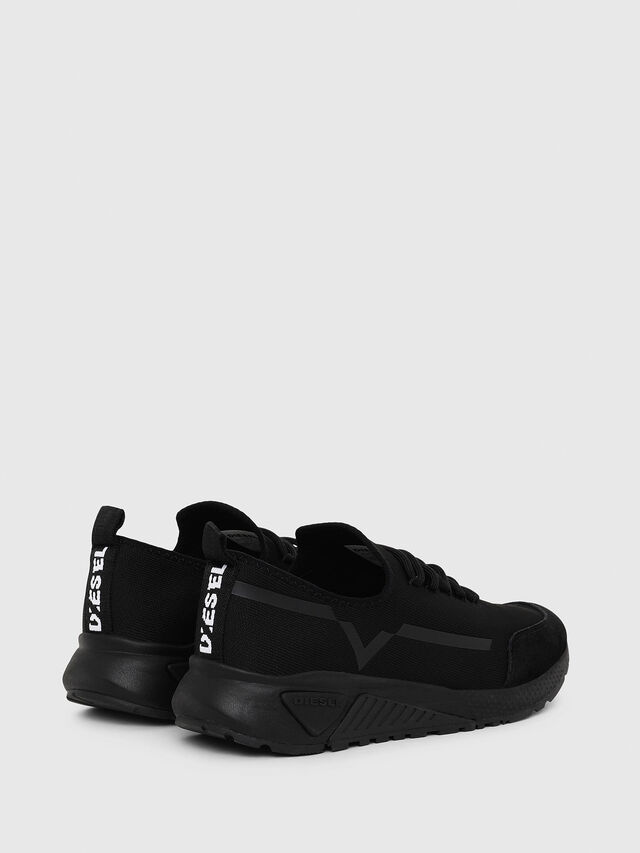 Diesel - S-KBY STRIPE, Schwarz - Sneakers - Image 3