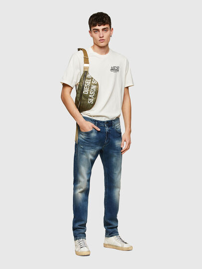 Diesel - Thommer 009RS, Dunkelblau - Jeans - Image 5