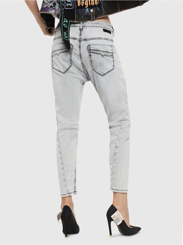 Diesel - Fayza JoggJeans 069FE, Hellblau - Jeans - Image 2