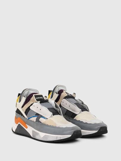 Diesel - S-BRENTHA DEC, Bunt/Weiß - Sneakers - Image 2