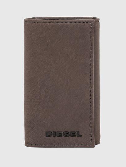 Diesel - KEYCASE P, Dunkelgrau - Schmuck und Gadgets - Image 1