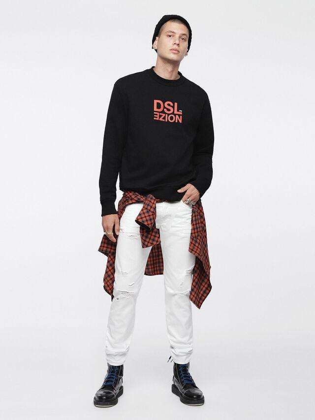 Diesel Buster 0680K, Weiß - Jeans - Image 4