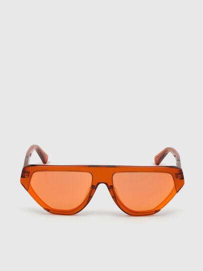 Diesel - DL0322, Orange - Sonnenbrille - Image 1