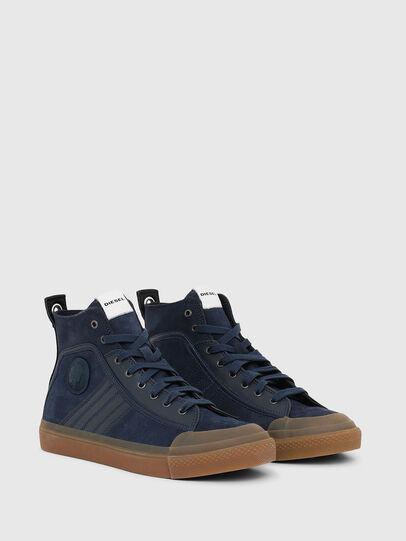 Diesel - S-ASTICO MC LOGO, Blau - Sneakers - Image 2