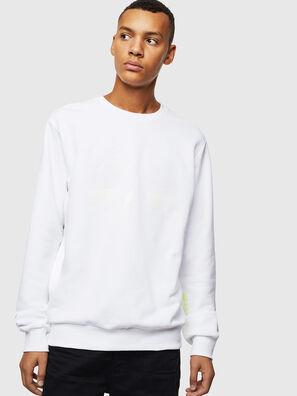 S-GIRK-J2, Weiß - Sweatshirts