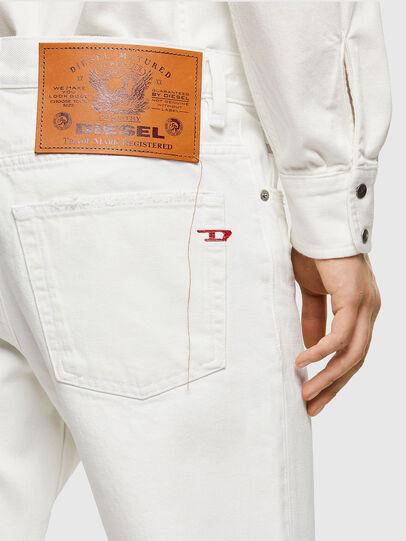Diesel - D-Fining 0HBAJ, Weiß - Jeans - Image 4