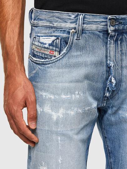 Diesel - D-Strukt 009KH, Hellblau - Jeans - Image 4