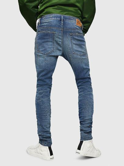 Diesel - D-Reeft JoggJeans 069HG, Mittelblau - Jeans - Image 2