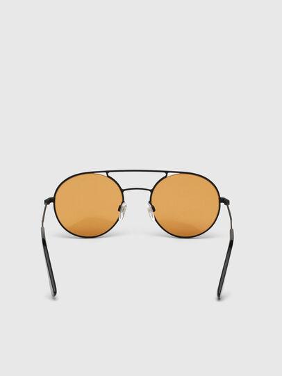 Diesel - DL0301, Orange/Schwarz - Sonnenbrille - Image 3