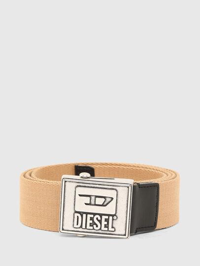 Diesel - B-METALTAPE, Gelb - Gürtel - Image 1