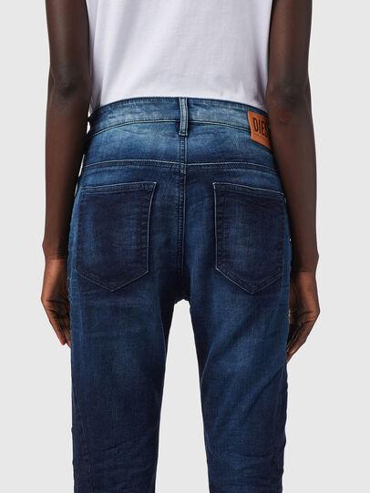 Diesel - Fayza JoggJeans® 069XX, Dunkelblau - Jeans - Image 4