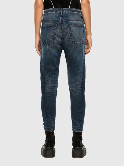 Diesel - FAYZA JoggJeans® 069PD, Dunkelblau - Jeans - Image 2