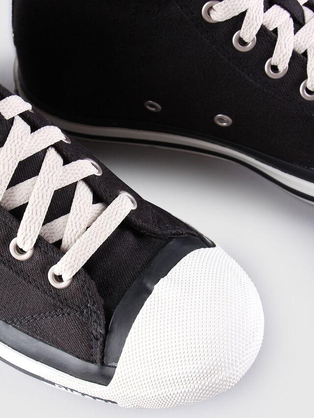Diesel - EXPOSURE W, Schwarz - Sneakers - Image 4