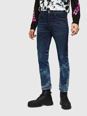 D-Eetar 0097U, Dunkelblau - Jeans