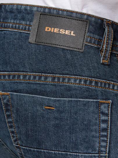 Diesel - Thommer 009DA, Dunkelblau - Jeans - Image 4