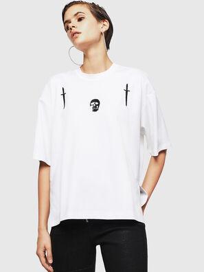 TELIX-A, Weiß - T-Shirts