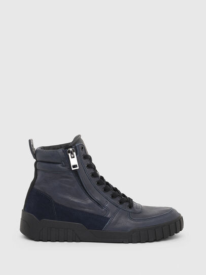 Diesel - S-RUA MID, Blau - Sneakers - Image 1