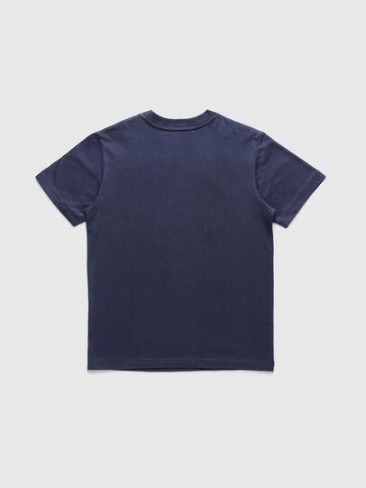 Diesel - TJUSTDIVISION, Dunkelblau - T-Shirts und Tops - Image 2