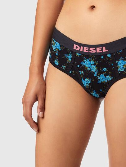 Diesel - UFPN-OXY-THREEPACK, Schwarz/Blau - Panties - Image 4